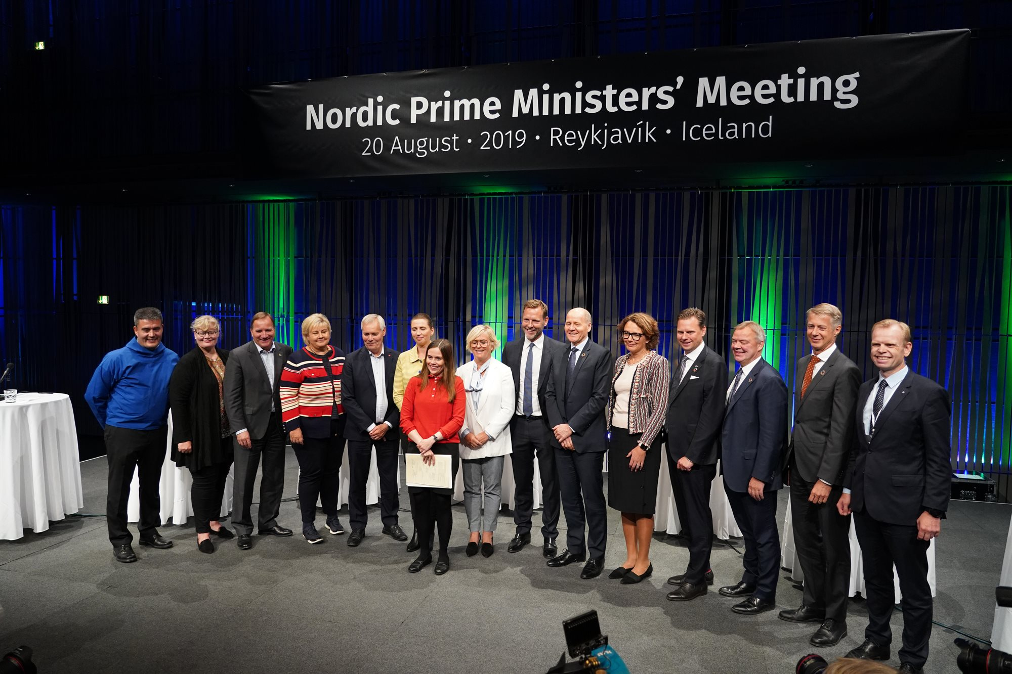 nordic prime ministers' meeting