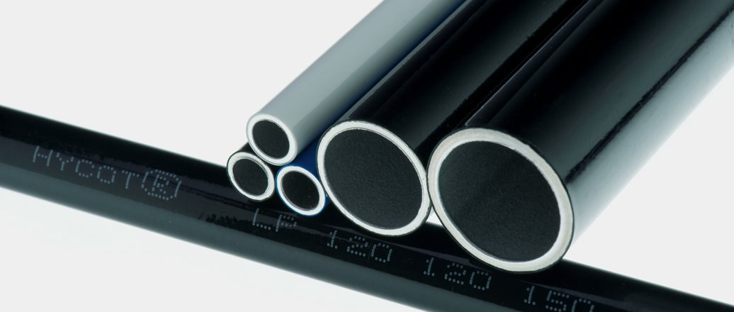 HYCOT Coated tubes