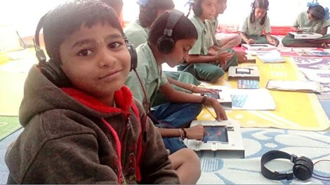 iPad project in India