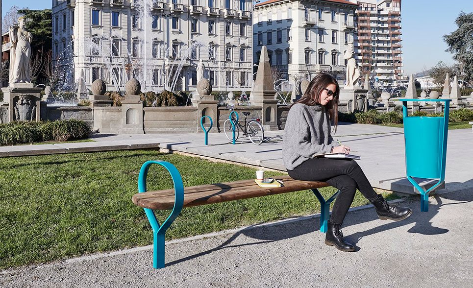 vestre urban furniture