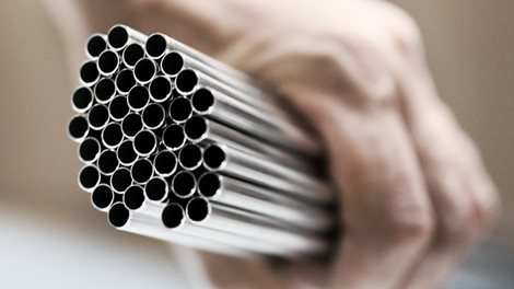Welded Tubes made in our factory in Lichtervelde, Belgium