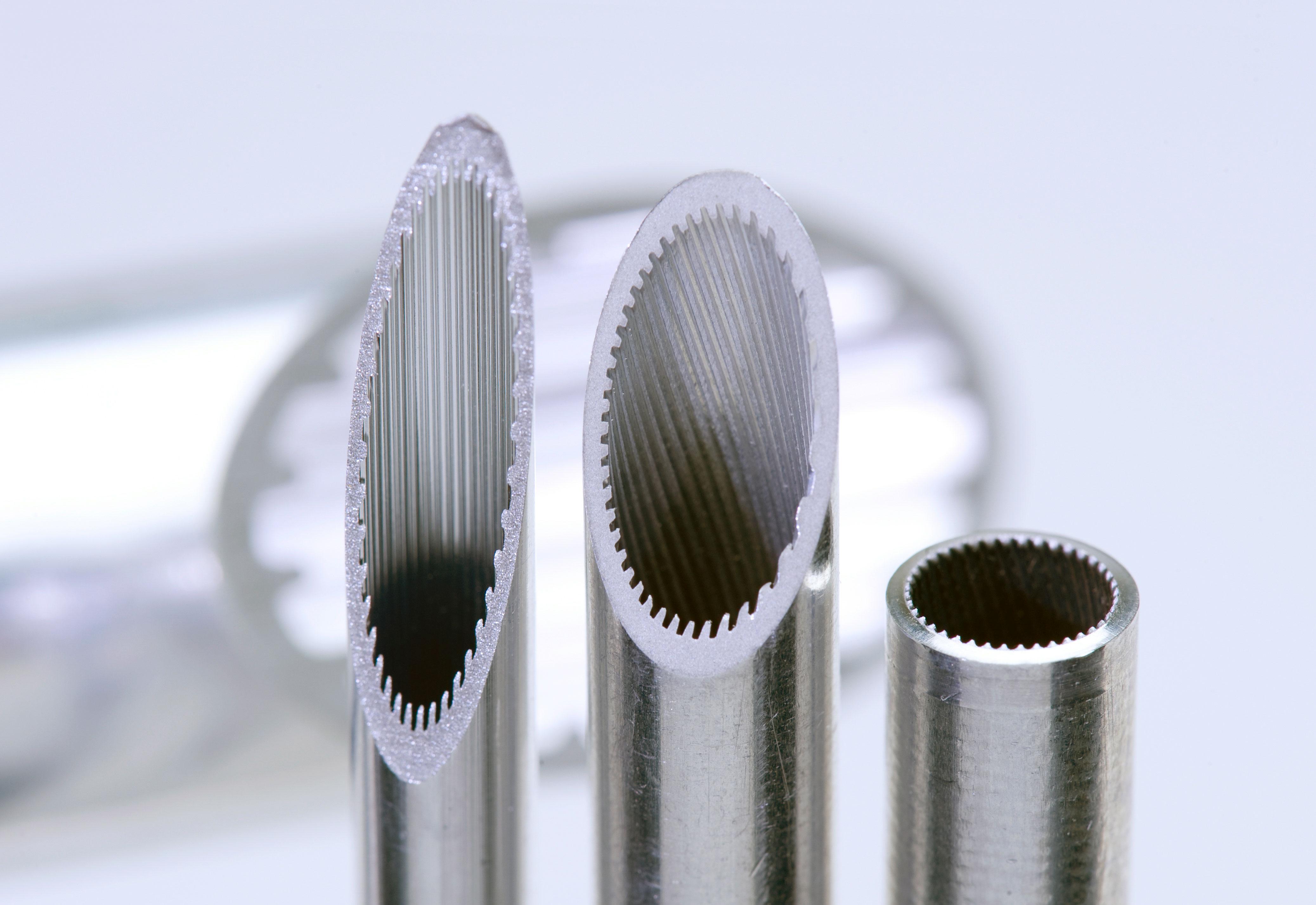 Inner-grooved tubes