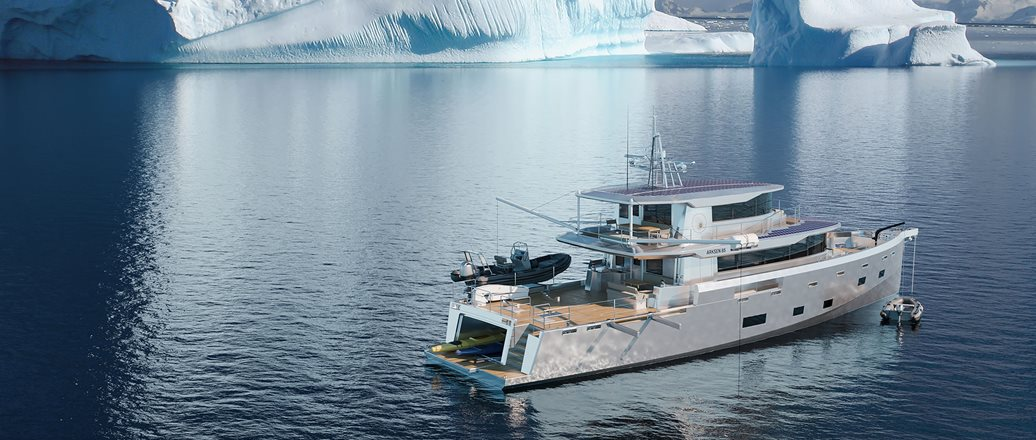 "the Arksen 85 ""Project Ocean"""
