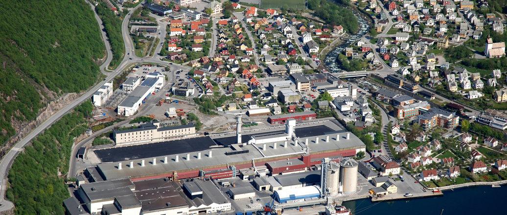 Hydro Aluminium AS Høyanger